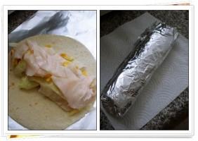 Relleno y Rollito tipo Kebab